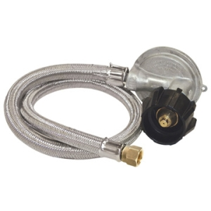 "Image of Barbour M5LPH 36"" Stainless Braided Low Pressure Hose"