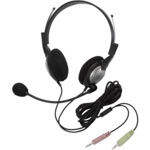 Image of Andrea Electronics NC-185 On-Ear High Fidelity Stereo PC Headset