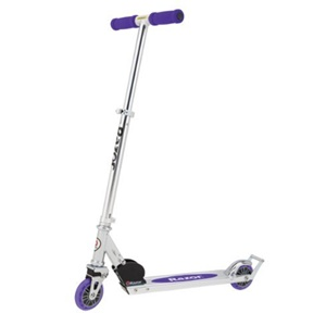 Click here for Razor A2 Classic Style Kick Scooter - Purple prices
