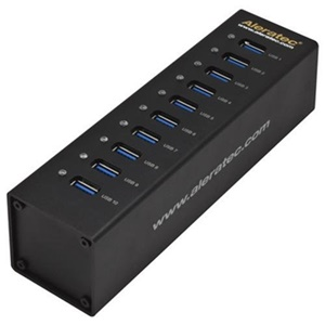 Image of Aleratec 1:10 USB 3.0 Copy Cruiser Mini Duplicator for Windows and Mac