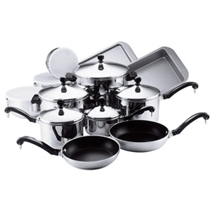 Click here for Classic 71238 Cookware Set prices