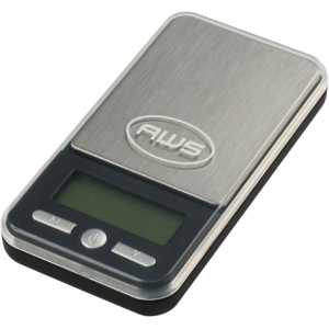 Image of American Weigh Scale Ac-100 Digital Pocket Gram Scale Black 100 G X 0.01 G