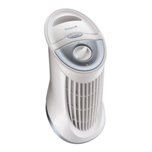 Honeywell QuietClean HFD-010 Compact Tower Air Purifier