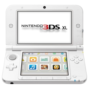 Nintendo 3DS XL Handheld Game Console - 4.9