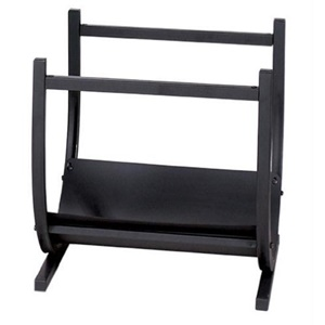 Blue Rhino Black Wrought Iron Log Rack
