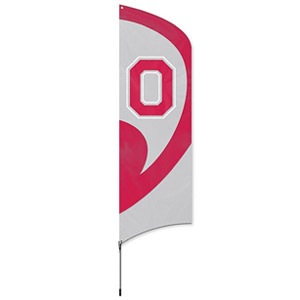 Click here for Party Animal Ohio State Tall Team Flag with Pole prices