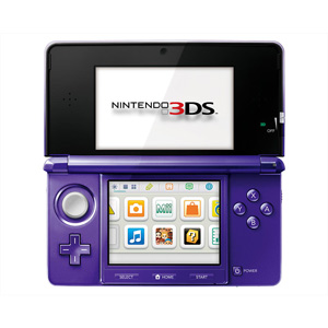 Nintendo 3DS Handheld Game Console - 3.5