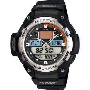 Casio SGW400H-1BV Twin Sensor Sports Wrist Watch