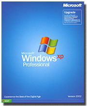 Microsoft Windows XP Professional Upgrade French with SP2