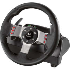Logitech G27 Gaming Steering Wheel for PlayStation 3 and PC