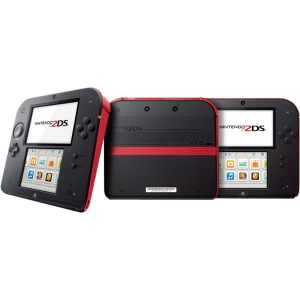 Nintendo 2DS Handheld Game Console - 3.5