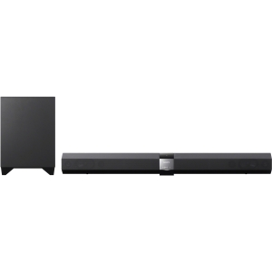 Sony HT-CT660 2.1 Speaker System - 330 W RMS - Wireless Speaker(s) - Black - 3D Sound, Dolby Digital, DTS, Dolby Dual Mono