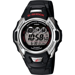 Casio GWM500A-1 G-Shock Men's Solar Atomic Digital Sports Watch