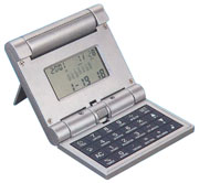 Multi-Function All-in-one Calendar/ Calculator/ Alarm/ Clock