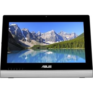 Asus ET2020IUKI-02 All-in-One Computer - Intel Pentium G2030T 2.60 GHz - Desktop - Black - 4 GB RAM - 500 GB HDD - DVD-Writer - Intel HD Graphics - 19.5 Display - Wireless LAN