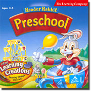 Reader Rabbit Preschool Classic - Learning Creations