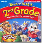 Reader Rabbit 2nd Grade - Learning Creations