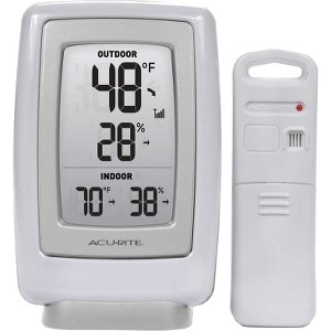 AcuRite Digital Indoor / Outdoor Temperature & Humidity Monitor