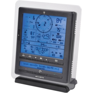 Pro Digital Weather Station with Weather Ticker & PC Connect