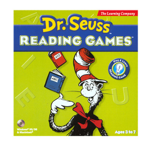 Dr. Seuss Reading Games