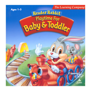 Reader Rabbit Playtime For Baby &amp; Toddler