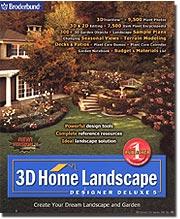 3D Home Landscape Designer Deluxe 5.0