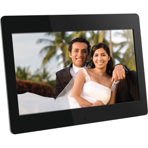 "Image of Aluratek 14"" LCD Digital Frame, Black"