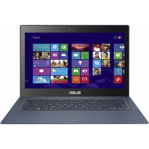 Asus ZENBOOK UX301LA-DH71T 13.3 Touchscreen Ultrabook - Intel Core i7 i7-4558U 2.80 GHz - Blue - 8 GB RAM - 256 GB SSD - Intel Iris 5100 - Windows 8 64-bit - 2560 x 1440 Display - Bluetooth
