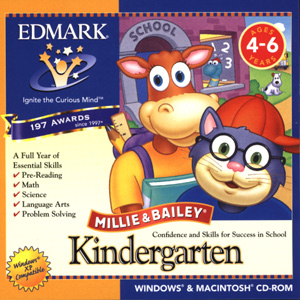 Millie &amp; Bailey Kindergarten