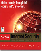 McAfee Internet Security 4.0 - French Edition