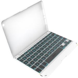 ZAGG ZAGGkeys Keyboard/Case Folio for iPad mini - White