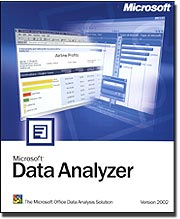 Microsoft Data Analyzer 2002