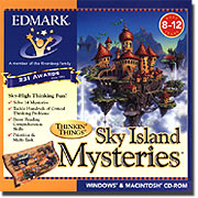 Thinkin' Things Sky Island Mysteries