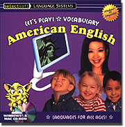 Let's Play! Vocabulary: American English