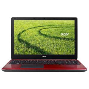 Acer Aspire E1-532-4629 15.6 LED Notebook w/ Intel Pentium 3558U Dual-core, Red