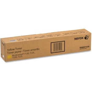 Image of 006R01458 Toner 15000 Page-Yield Yellow