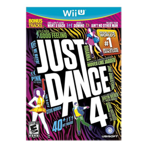 Click here for Just Dance 4 (Nintendo Wii U) prices