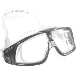 Image of Aqua Lung America 175100 Aqua Sphere Seal 2.0 - Clear Lens
