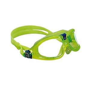 Image of Aqua Lung America 175310 Aqua Sphere Seal Kid 2 - Clear Lens - Lime Frame