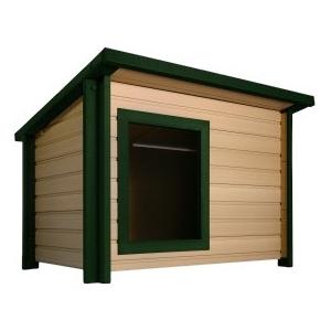 New Age Pet EcoChoice XL Rustic Lodge