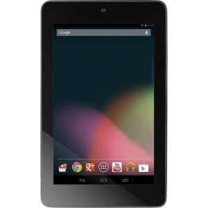 Asus Nexus 7 NEXUS7 ASUS-2B32 32 GB Tablet - 7 - In-plane Switching (IPS) Technology - Wireless LAN - Qualcomm Snapdragon S4 Pro APQ8064 1.50 GHz - Black - 2 GB RAM - Android 4.3 Jelly Bean - Slate - 1920 x 1200 Multi-touch Screen Display (LED Backlight)