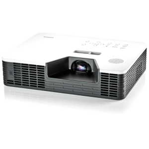 Casio Short Throw XJ-ST155 DLP Projector - SECAM, NTSC, PAL - 1024 x 768 - XGA - 1,800:1 - 3000 lm - HDMI - USB - VGA In - Ethernet - 430 W - White Color - 3 Year Warranty