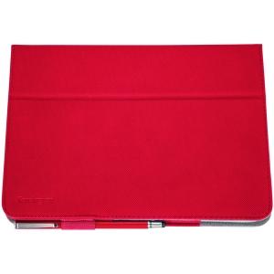 Kensington Comercio Carrying Case (Folio) for 10.1 Tablet - Red - Scratch Resistant, Damage Resistant
