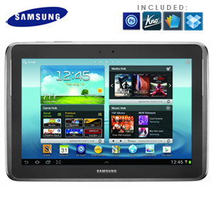 Samsung Galaxy Note GT-N8013 10.1 32 GB Slate Tablet - Wi-Fi