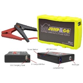 Whistler Jump and Go (Yellow)