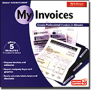 My Invoices &amp; Estimates