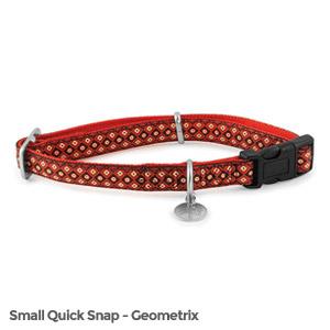 PetSafe Bark Avenue Quick Snap Collar (Small, Geometrix)