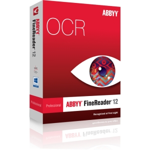 Image of ABBYY FineReader v.12.0 Professional Edition - OCR Utility Box