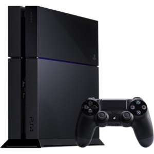 Sony PlayStation 4 Gaming Console - With Game Pad - Wireless - Black - ATI Radeon - Blu-ray Disc Player - 500 GB HDD - Gigabit Ethernet - Bluetooth - Wireless LAN - HDMI - USB