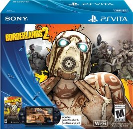Borderlands Bundle PS Vita